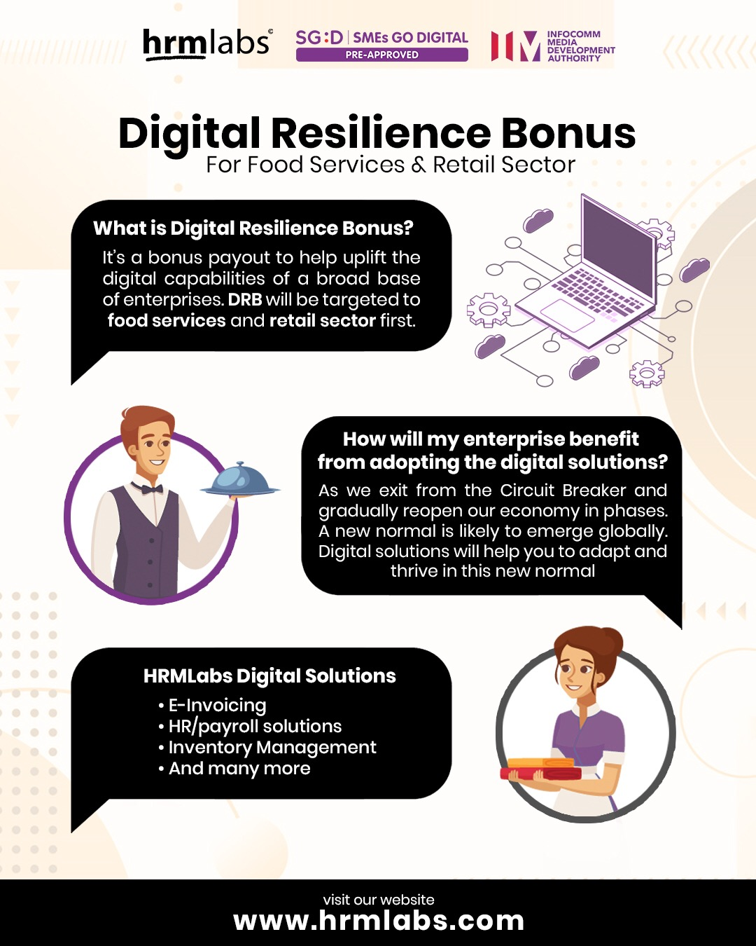 Digital Resilience Bonus HRMLabs