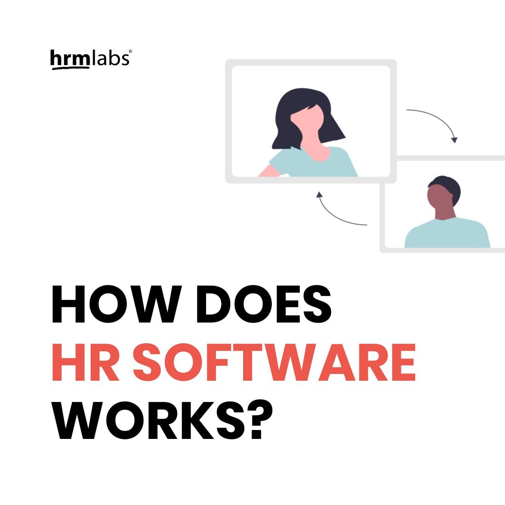 How Does HR Software Works?