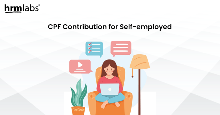 CPF Contribution for self employed