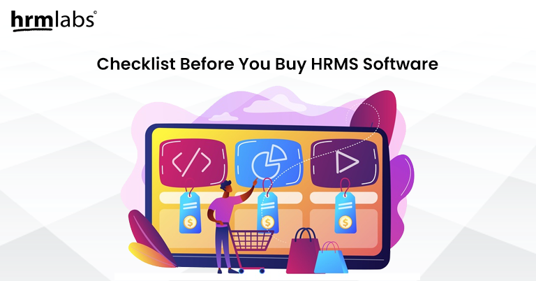 Checklist before buy HRMS Software Singapore