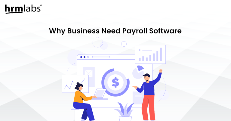why business need payroll software